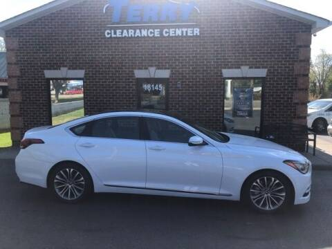 2015 Hyundai Genesis for sale at Terry Clearance Center in Lynchburg VA
