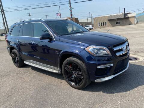2016 Mercedes-Benz GL-Class for sale at M-97 Auto Dealer in Roseville MI
