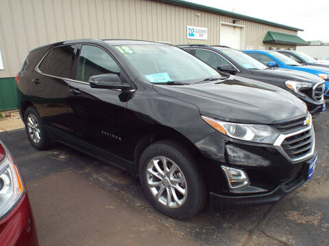 2018 Chevrolet Equinox for sale at G & K Supreme in Canton SD