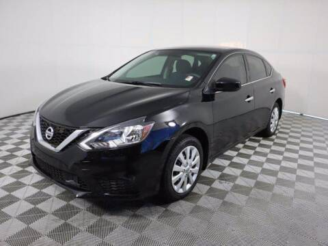 2018 Nissan Sentra for sale at CU Carfinders in Norcross GA