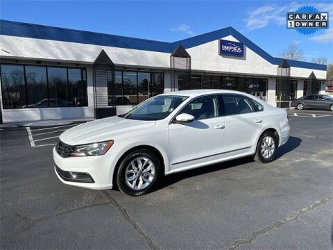 2017 Volkswagen Passat for sale at Impex Auto Sales in Greensboro NC