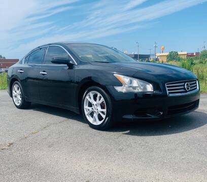 2013 Nissan Maxima for sale at Arkansas Car Pros in Cabot AR