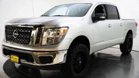 2018 Nissan Titan for sale at AUTOMAXX MAIN in Orem UT