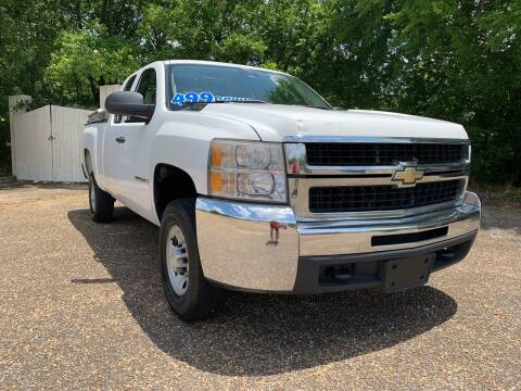 2009 Chevrolet Silverado 2500HD for sale at DRIVE ZONE AUTOS in Montgomery AL