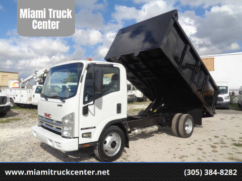 2008 Isuzu NQR for sale at Miami Truck Center in Hialeah FL