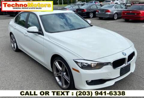 2013 BMW 3 Series for sale at Techno Motors in Danbury CT