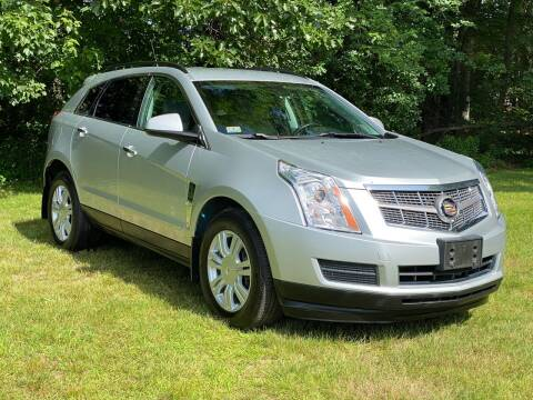 2012 Cadillac SRX for sale at Choice Motor Car in Plainville CT