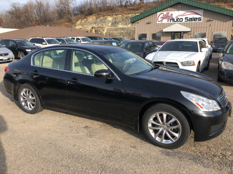 2008 Infiniti G35 for sale at Gilly's Auto Sales in Rochester MN