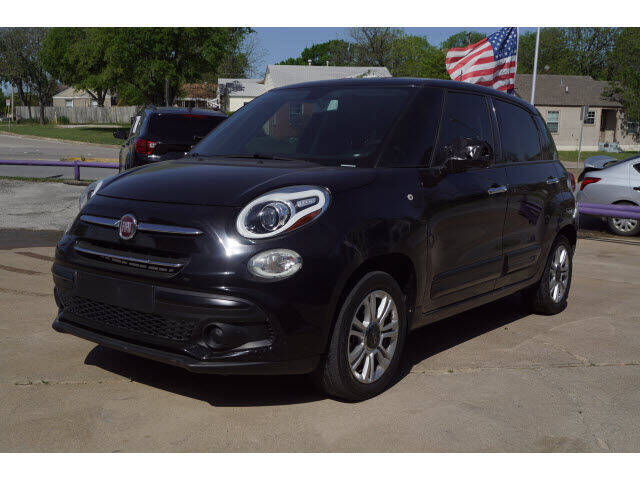 2019 FIAT 500L for sale at Credit Connection Sales in Fort Worth TX