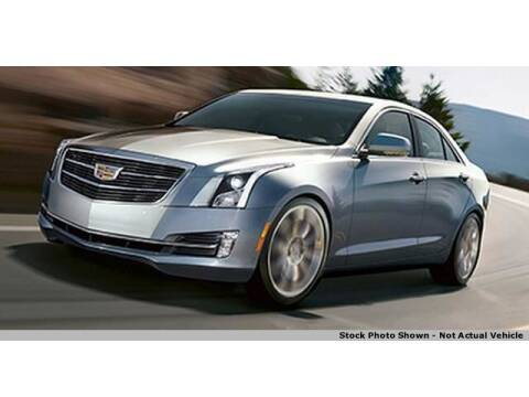 2018 Cadillac ATS for sale at Jeff Drennen GM Superstore in Zanesville OH