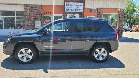 2014 Jeep Compass for sale at Twin City Motors in Grand Forks ND