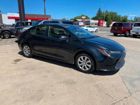 2020 Toyota Corolla for sale at Platinum Car Brokers in Spearfish SD