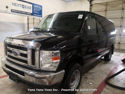 2014 Ford E-Series Cargo for sale at Vans Vans Vans INC in Blauvelt NY