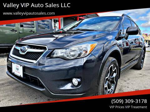 2013 Subaru XV Crosstrek for sale at Valley VIP Auto Sales LLC in Spokane Valley WA