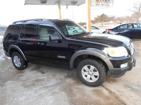 2007 Ford Explorer for sale at Unity Motors LLC in Jenison MI