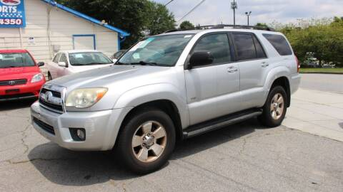 2008 Toyota 4Runner for sale at NORCROSS MOTORSPORTS in Norcross GA