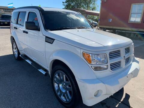 2010 Dodge Nitro for sale at JAVY AUTO SALES in Houston TX