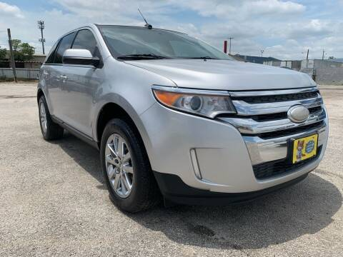 2013 Ford Edge for sale at Atrium Autoplex in San Antonio TX