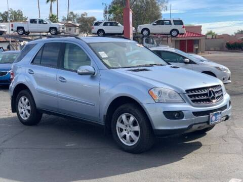 2007 Mercedes-Benz M-Class for sale at Brown & Brown Wholesale in Mesa AZ