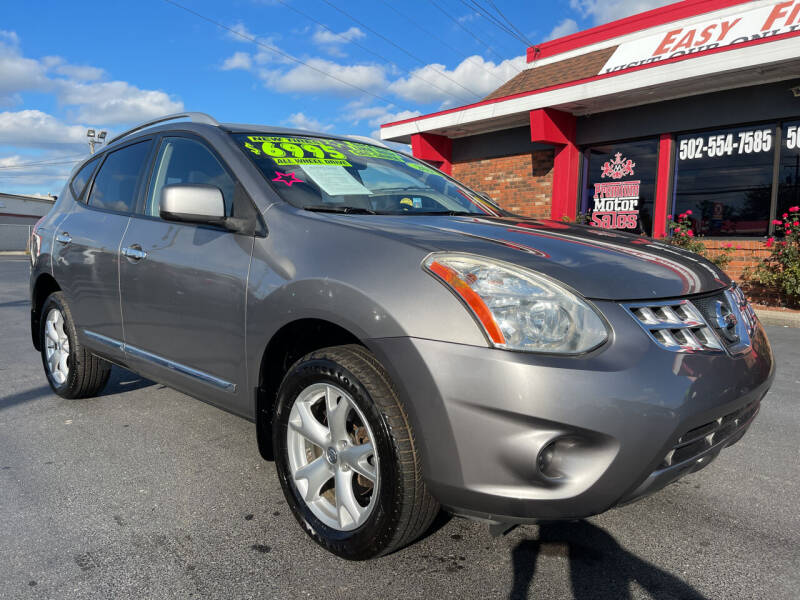 2011 Nissan Rogue for sale at Premium Motors in Louisville KY