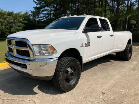 2016 RAM Ram Pickup 3500 for sale at Selective Imports in Woodstock GA