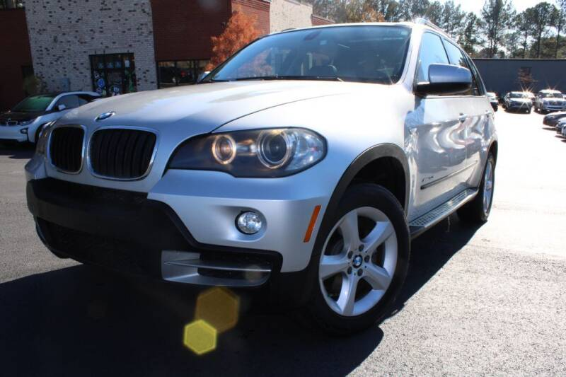 2010 BMW X5 for sale at Atlanta Unique Auto Sales in Norcross GA