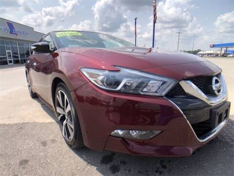 2017 Nissan Maxima for sale at Show Me Auto Mall in Harrisonville MO