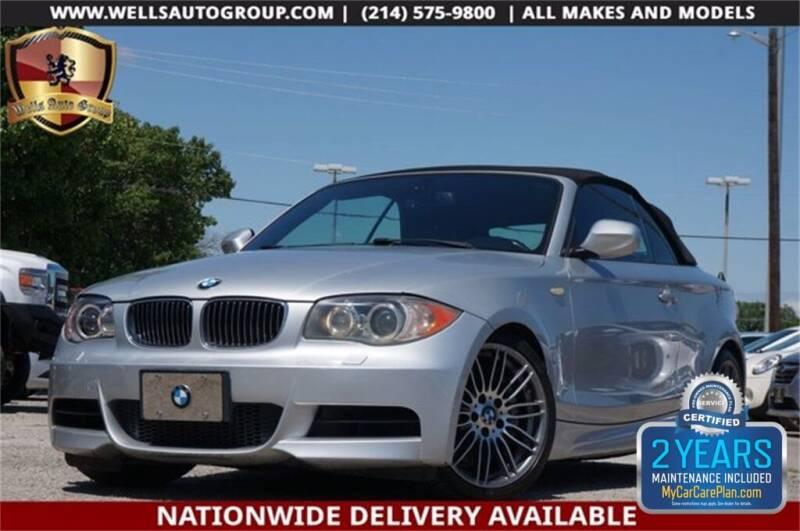 2011 BMW 1 Series for sale in Mckinney, TX
