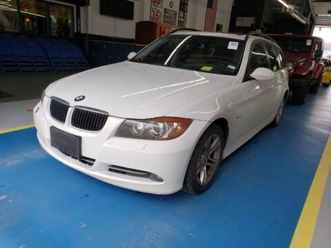 2008 BMW 3 Series for sale at Franklyn Auto Sales in Cohoes NY