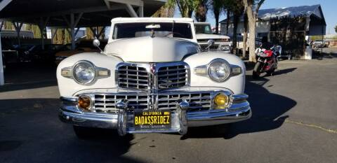 1947 Lincoln Continental for sale at Vehicle Liquidation in Littlerock CA