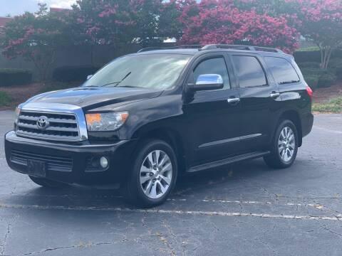 2008 Toyota Sequoia for sale at Philip Motors Inc in Snellville GA