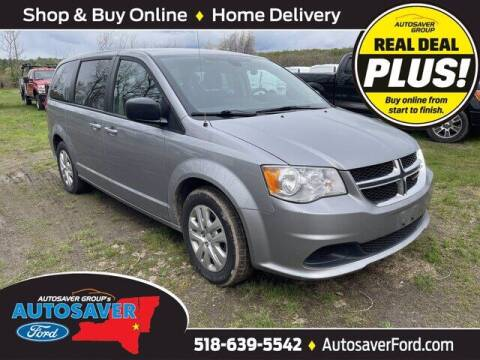 2018 Dodge Grand Caravan for sale at Autosaver Ford in Comstock NY