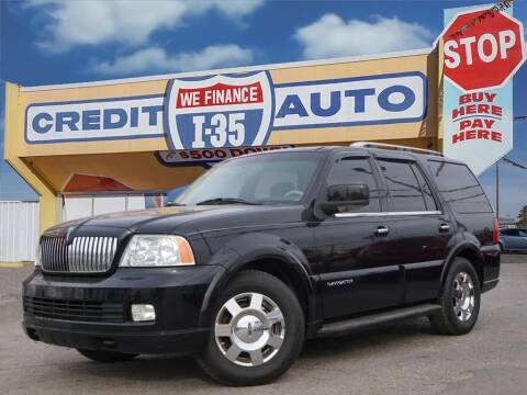 2005 Lincoln Navigator for sale at Buy Here Pay Here Lawton.com in Lawton OK