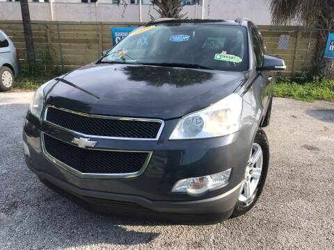 2009 Chevrolet Traverse for sale at Blue Ocean Auto Sales LLC in Tampa FL