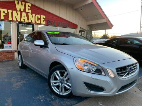 2012 Volvo S60 for sale at Caspian Auto Sales in Oklahoma City OK