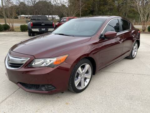 2013 Acura ILX for sale at Auto Class in Alabaster AL