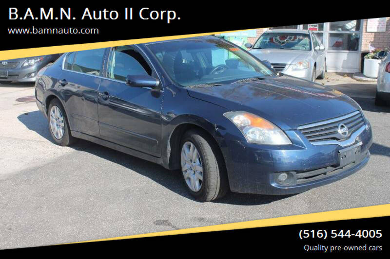 2009 Nissan Altima for sale at B.A.M.N. Auto II Corp. in Freeport NY