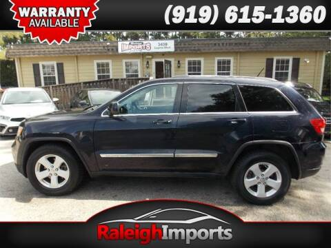 2011 Jeep Grand Cherokee for sale at Raleigh Imports in Raleigh NC