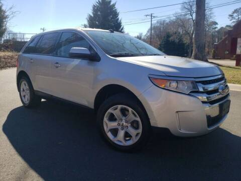 2013 Ford Edge for sale at McAdenville Motors in Gastonia NC