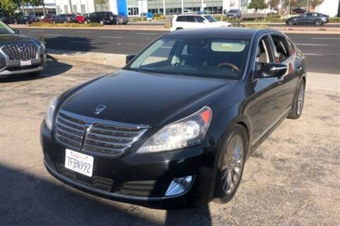 2014 Hyundai Equus for sale at Boktor Motors in North Hollywood CA