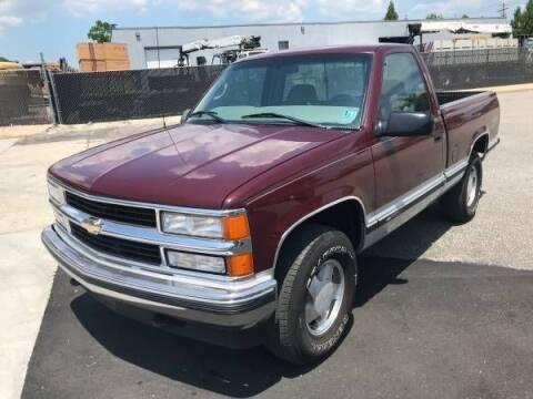 1997 Chevrolet Silverado 1500 SS Classic for sale at Classic Car Deals in Cadillac MI