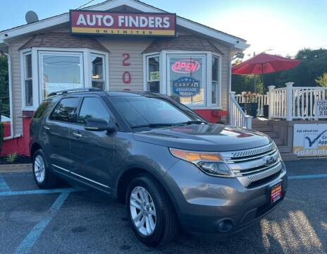 2012 Ford Explorer for sale at Auto Finders Unlimited LLC in Vineland NJ