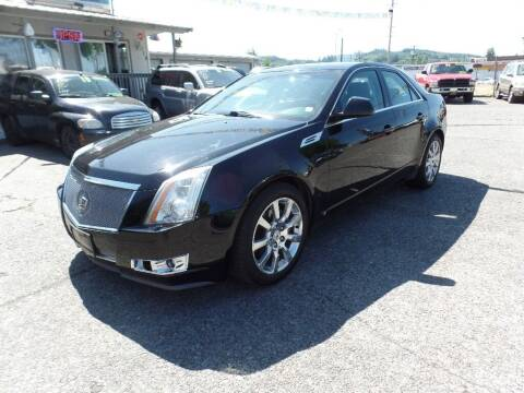 2008 Cadillac CTS for sale at Gold Key Motors in Centralia WA
