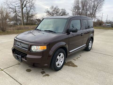 2007 Honda Element for sale at Mr. Auto in Hamilton OH