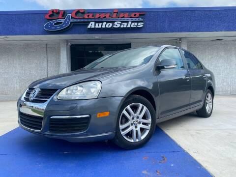 2007 Volkswagen Jetta for sale at El Camino Auto Sales Gainesville in Gainesville GA