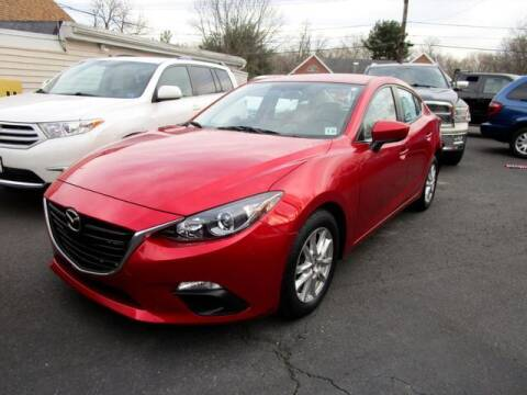 2016 Mazda MAZDA3 for sale at American Auto Group Now in Maple Shade NJ