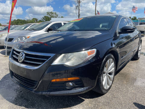 2010 Volkswagen CC for sale at EXECUTIVE CAR SALES LLC in North Fort Myers FL