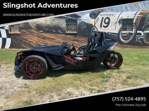 2016 Polaris SL for sale at Slingshot Adventures in Virginia Beach VA