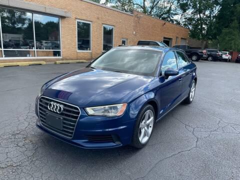 2015 Audi A3 for sale at Auto Sport INC in Grand Rapids MI