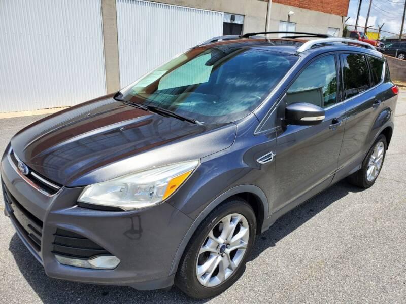 2015 Ford Escape for sale at Atlanta's Best Auto Brokers in Marietta GA